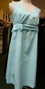 AKN blue dress