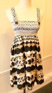 Hazel smock dress