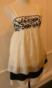 Hazel strap dress