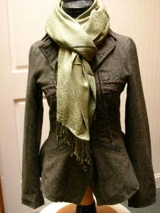 NTS jacket Rapti shawl