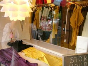 store yellow