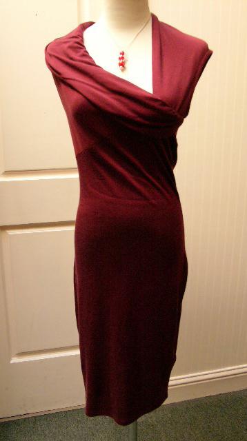 Odjeca xD Kersh-red-dress